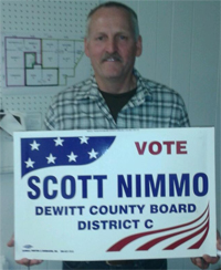 Scott Nimmo County Board C